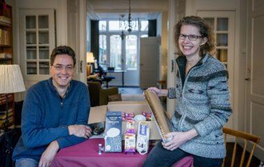 Jan Brouwer en Tita Zeillemaker doen mee met Direct bespaaractie